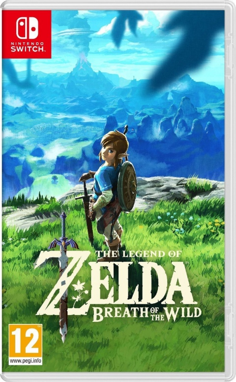 0001 – DLC The Legend of Zelda Breath of the Wild Expansion