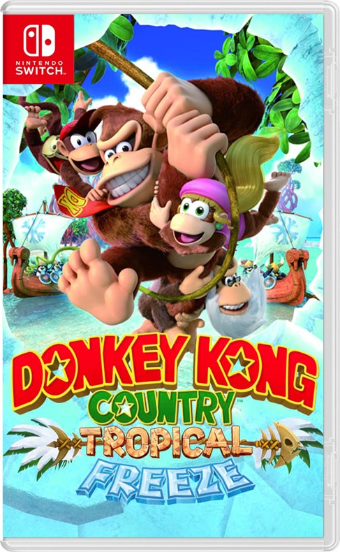 0131 – Update Donkey Kong Country: Tropical Freeze v 1 0 2 – NSWROMS